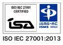 ISO IEC 27001:2013