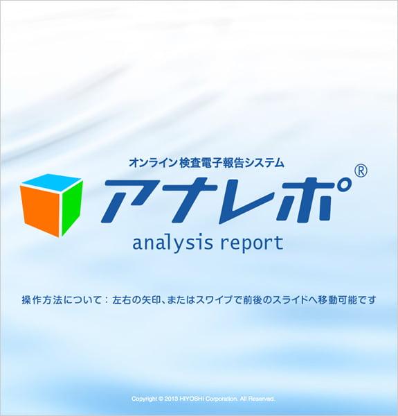 株式会社日吉 アナレポ デモ動画サイト